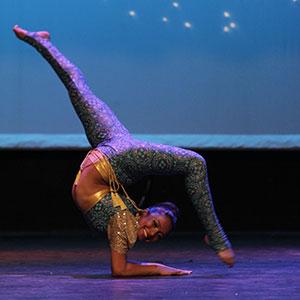 Acro Dance Style