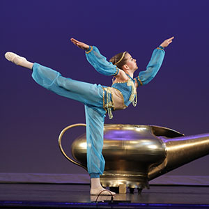Character Ballet Dance Style