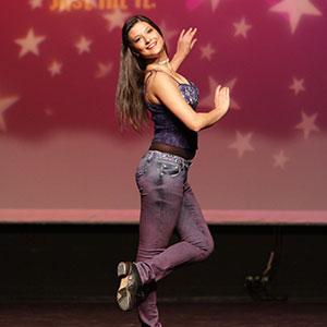 Tap Dance Style