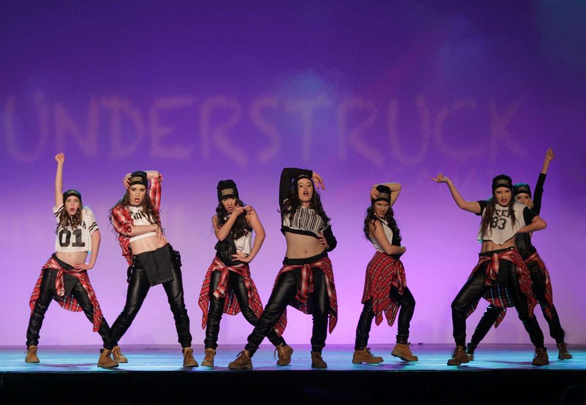 Montreal Dance Competition 2014