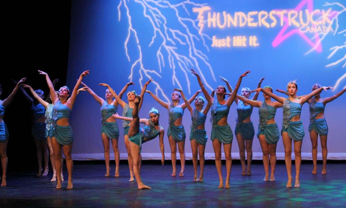 Sudbury Dance Competition 2012