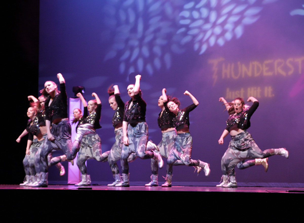 Thunder Bay Dance Competition 2014