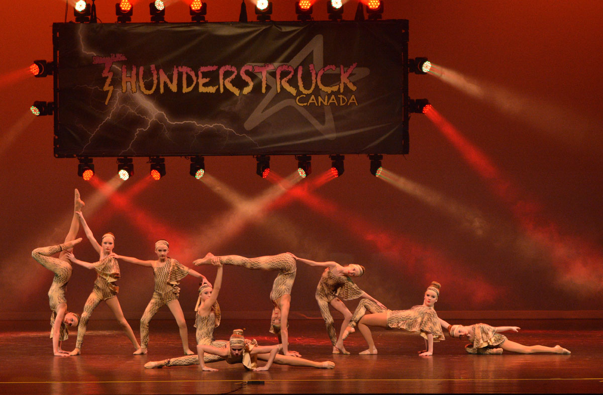 Thunder Bay Dance Competition 2015