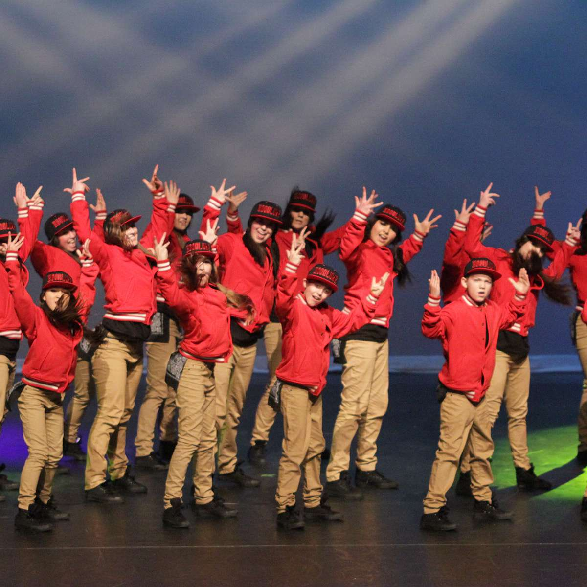 Vancouver Dance Competition 2014