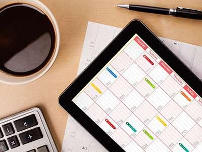 Calendar Tips & Tricks