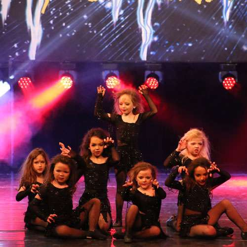 Edmonton Dance Competition 2016