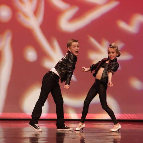 Moncton Dance Competition 2014