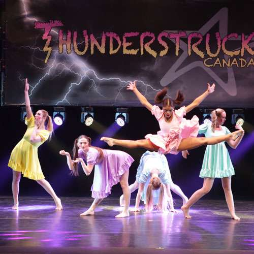 Moncton Dance Competition 2015