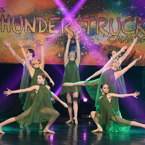2017 Moncton Dance Competition