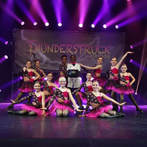 Montreal Dance Competition 2015