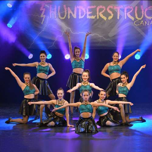 Okanagan Dance Competition 2015