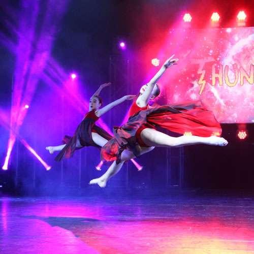 Quebec Dance Competition 2016
