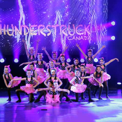 Thunder Bay Dance Competition 2016