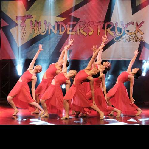 Thunder Bay Dance Competition