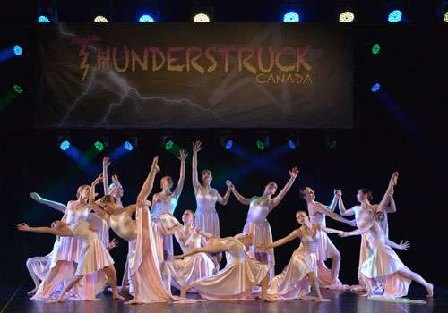 Winnipeg Dance Competition 2015