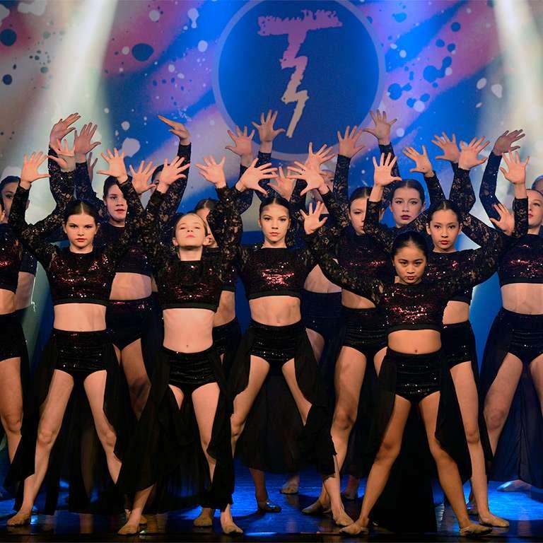 Dance Competition Tour